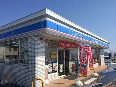 ローソン阿南日開野町店