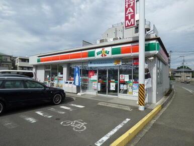 サンクス横浜青葉新石川店
