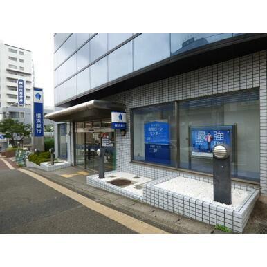 横浜銀行あざみ野支店