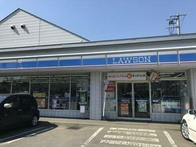 ローソン 札幌森林公園店