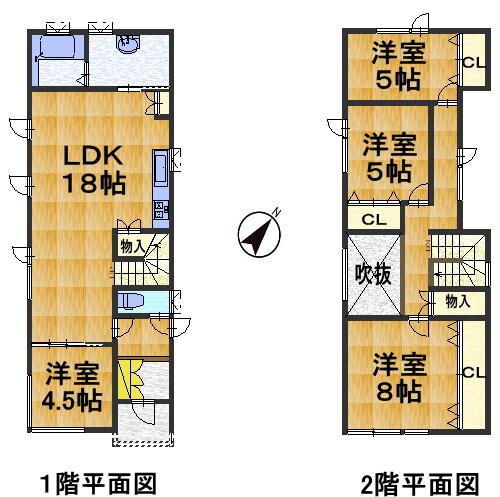 goodfield新築建売住宅 栄通15丁目 4LDK