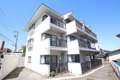 フレッツ光対応の、鉄筋コンクリート造賃貸マンションです!