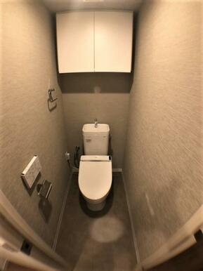 【トイレ】高級感のある」