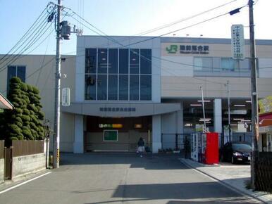 JR仙山線【陸前落合駅】まで徒歩8分