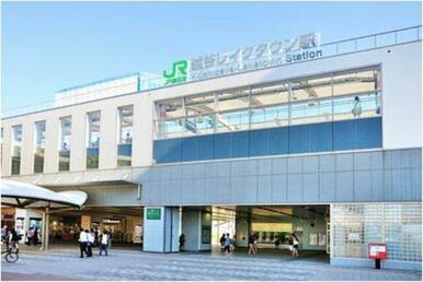 JR武蔵野線越谷レイクタウン駅徒歩13分になります♪