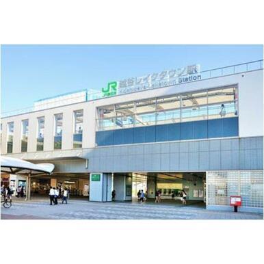 JR武蔵野線越谷レイクタウン駅徒歩14分になります♪