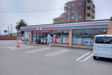 セブン-イレブン 観音寺豊浜町店