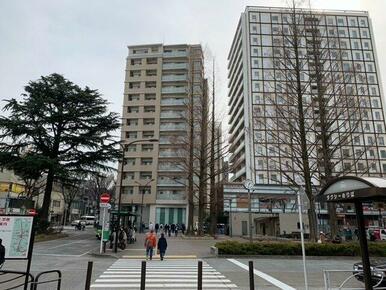 阿佐ヶ谷駅周辺