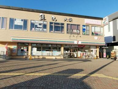 セブンイレブン大袋駅前店