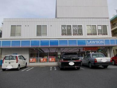 ローソン石部郵便局前店