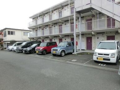 敷地内駐車場1