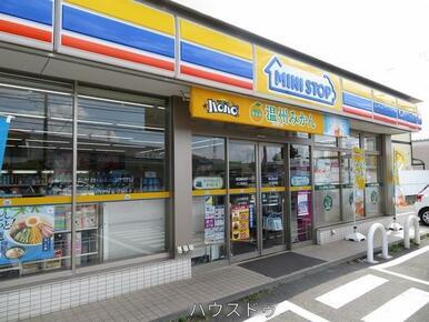 ミニストップ川口新堀店