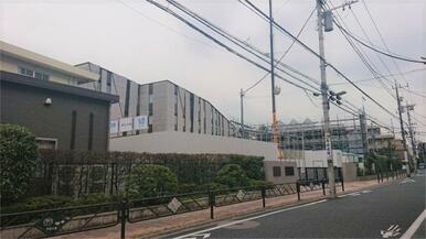 桐朋学園 仙川キャンパス アネックス(レッスン棟)
