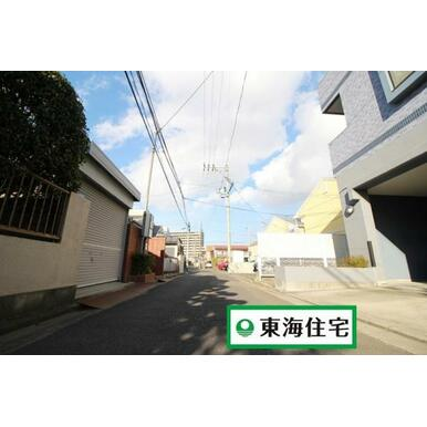地下鉄「台原駅」徒歩10分で毎日の通勤通学も快適!