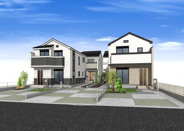 ブルーミングガーデン 名古屋市港区錦町4棟-長期優良住宅- 3LDKの画像