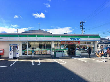 ファミリーマート港福田店