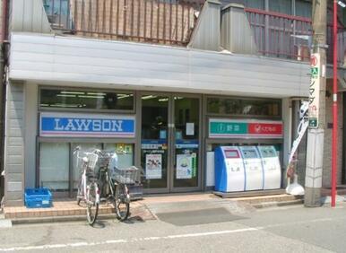 ローソン亀戸水神店