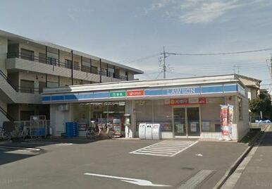ローソン蕨塚越六丁目店