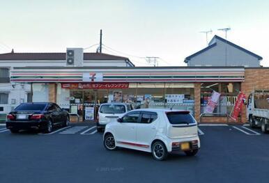 セブンイレブン草加柳島店