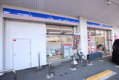 ローソン横浜東蒔田町店