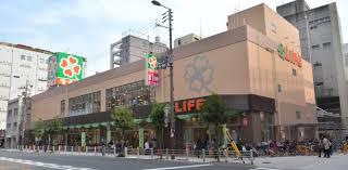 ライフ 阿波座駅前店