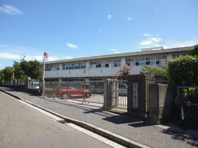 市ヶ尾中学校