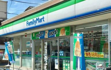 ファミリーマート新田3丁目店