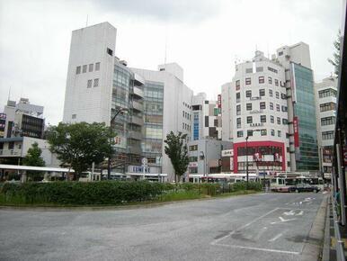 荻窪駅周辺はバス便も多く通っております♪