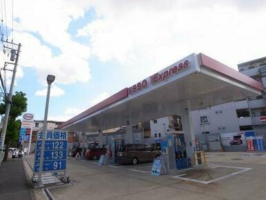 エッソ / エクスプレス六角橋SS鶴見石油株式会社