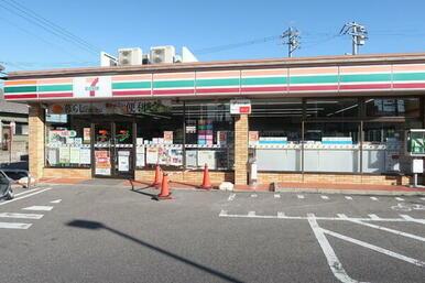 セブンイレブン岡崎大樹寺店