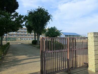 土浦市立土浦第四中学校
