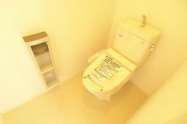 トイレは洗浄便座となります☆