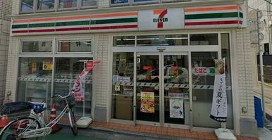 セブンイレブン品川旗の台駅前店