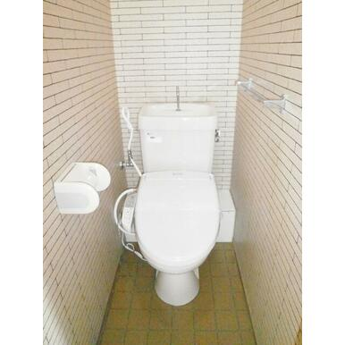 トイレ ※ウォシュレット設置予定