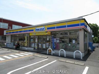 ミニストップ草加青柳2丁目店