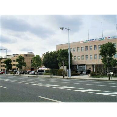 防府市役所