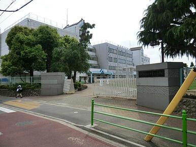 市立府中第二小学校