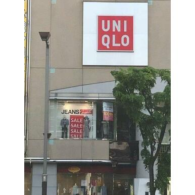 ユニクロ 赤羽ビビオ店