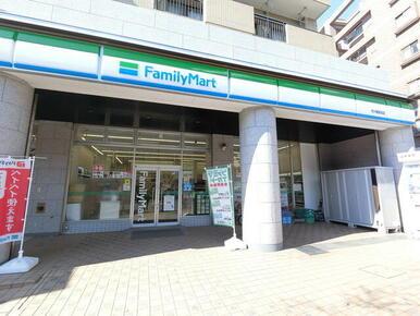 ファミリーマート市が尾駅前店