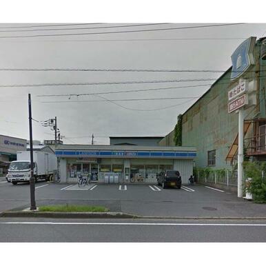 ローソン川口東領家二丁目店