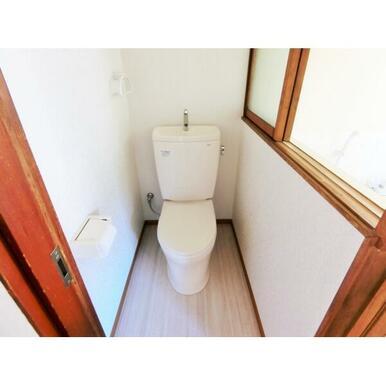 人気の独立トイレです♪