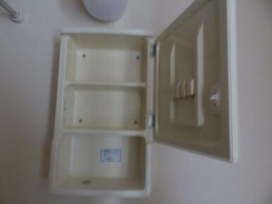 洗面鏡収納BOX
