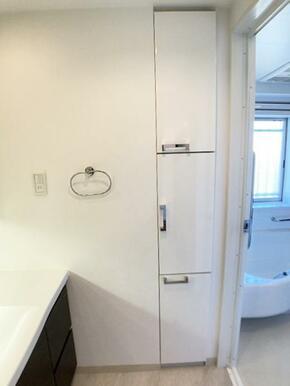 洗面所 収納スペース