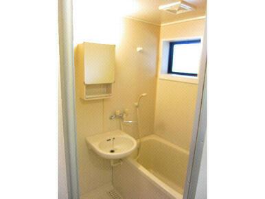 洗面台兼浴室