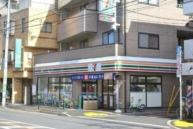 セブンイレブン杉並成田東1丁目店