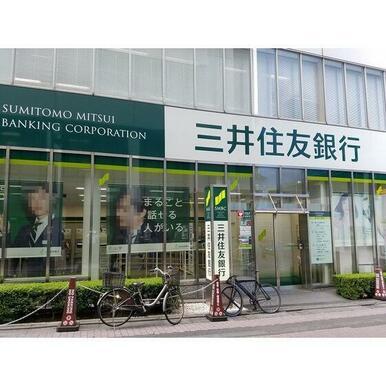 三井住友銀行渋谷駅前支店