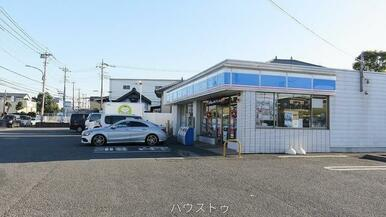 ローソン草加柳島町店