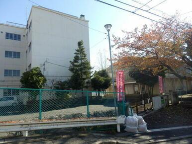 横浜市立元石川小学校