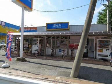 Big-A草加金明町店