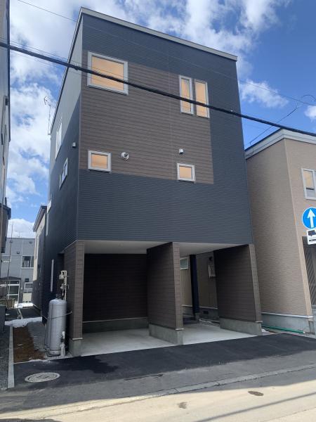 goodfield 新築建売住宅 八軒9条西4丁目 3SLDK